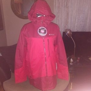 Mens Columbia Wister Slope Insulated Jacket